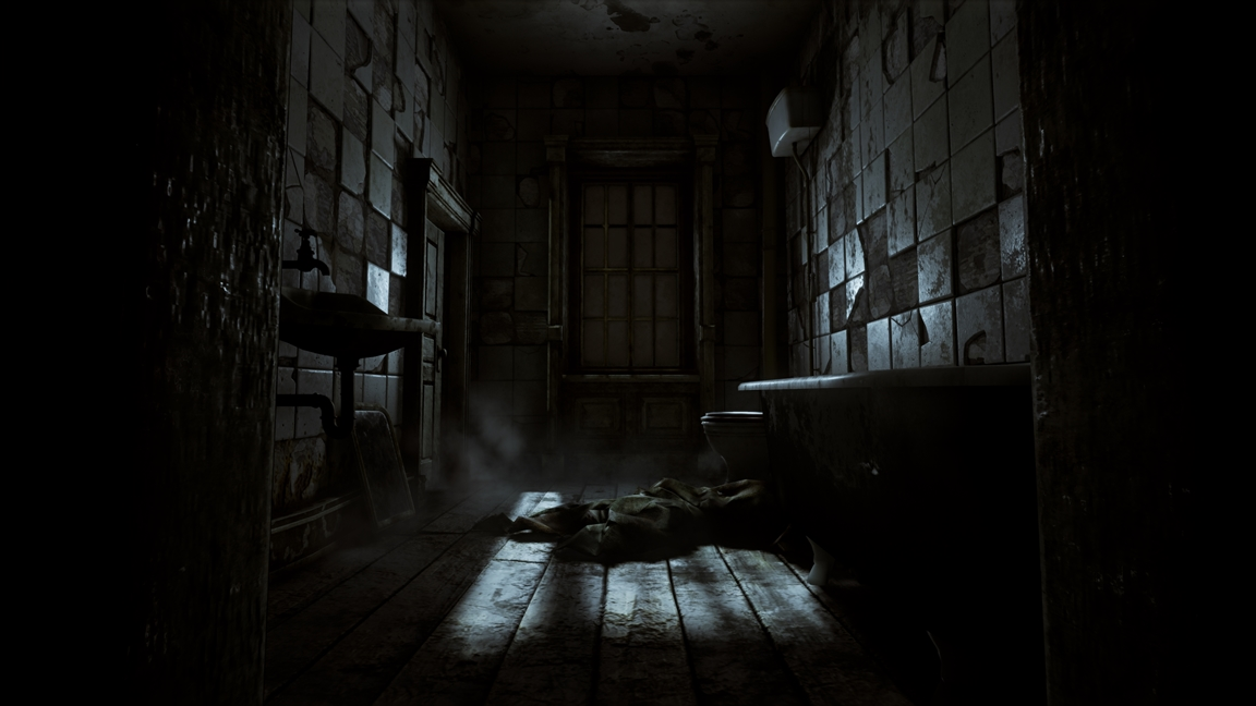 First-person horror game Silver Chains coming to Switch