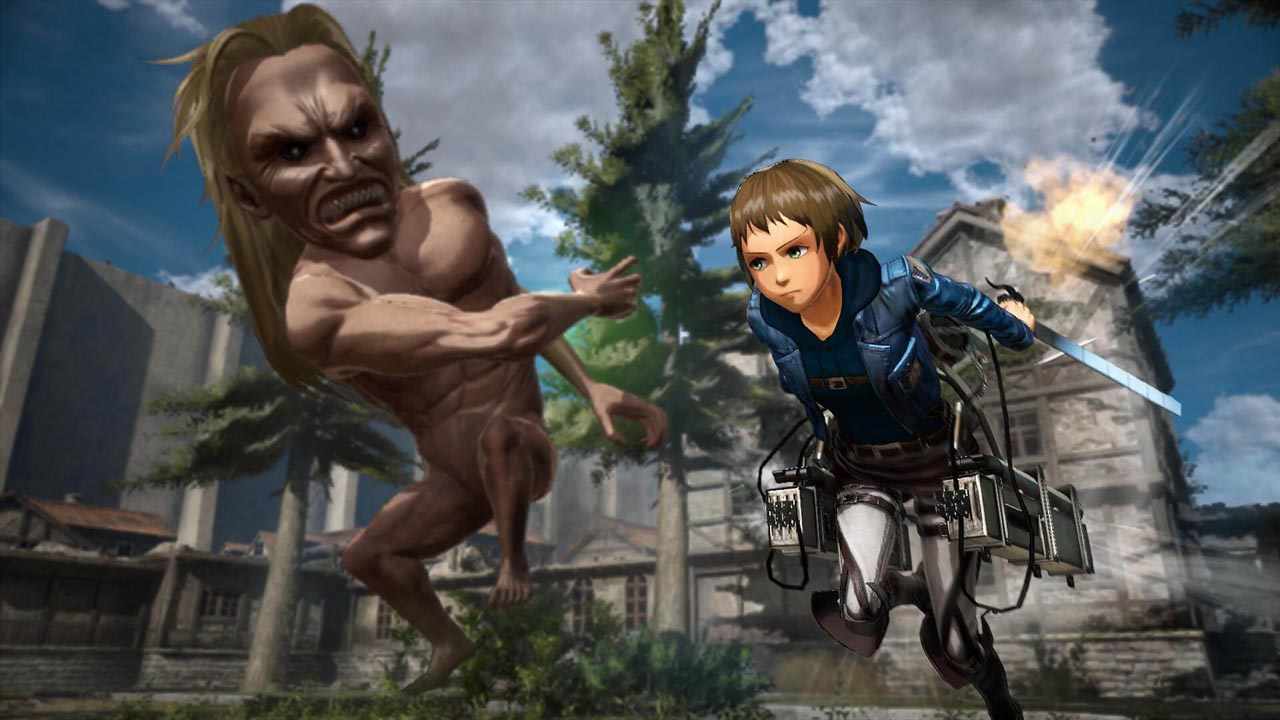 Attack on Titan 2 details and screenshots - bases, policies