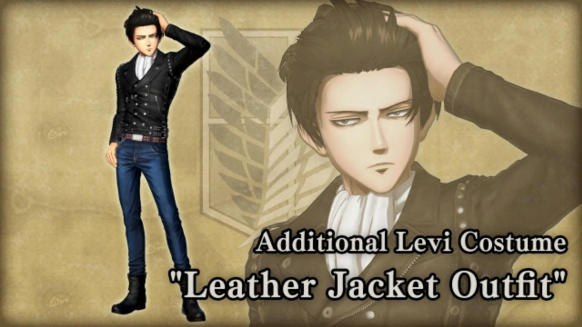 Attack on Titan 2 - full listing of costume DLC and release