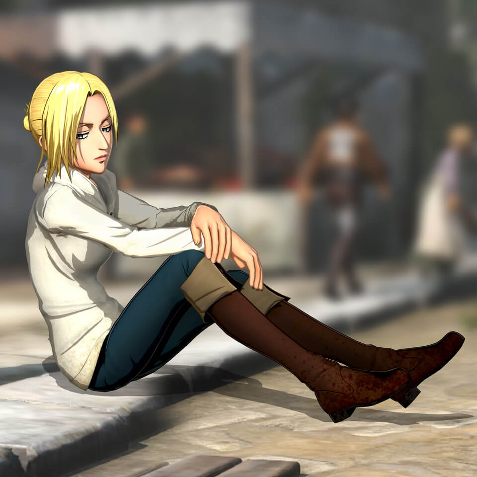 Attack On Titan 2: New Details On Characters, Avatar