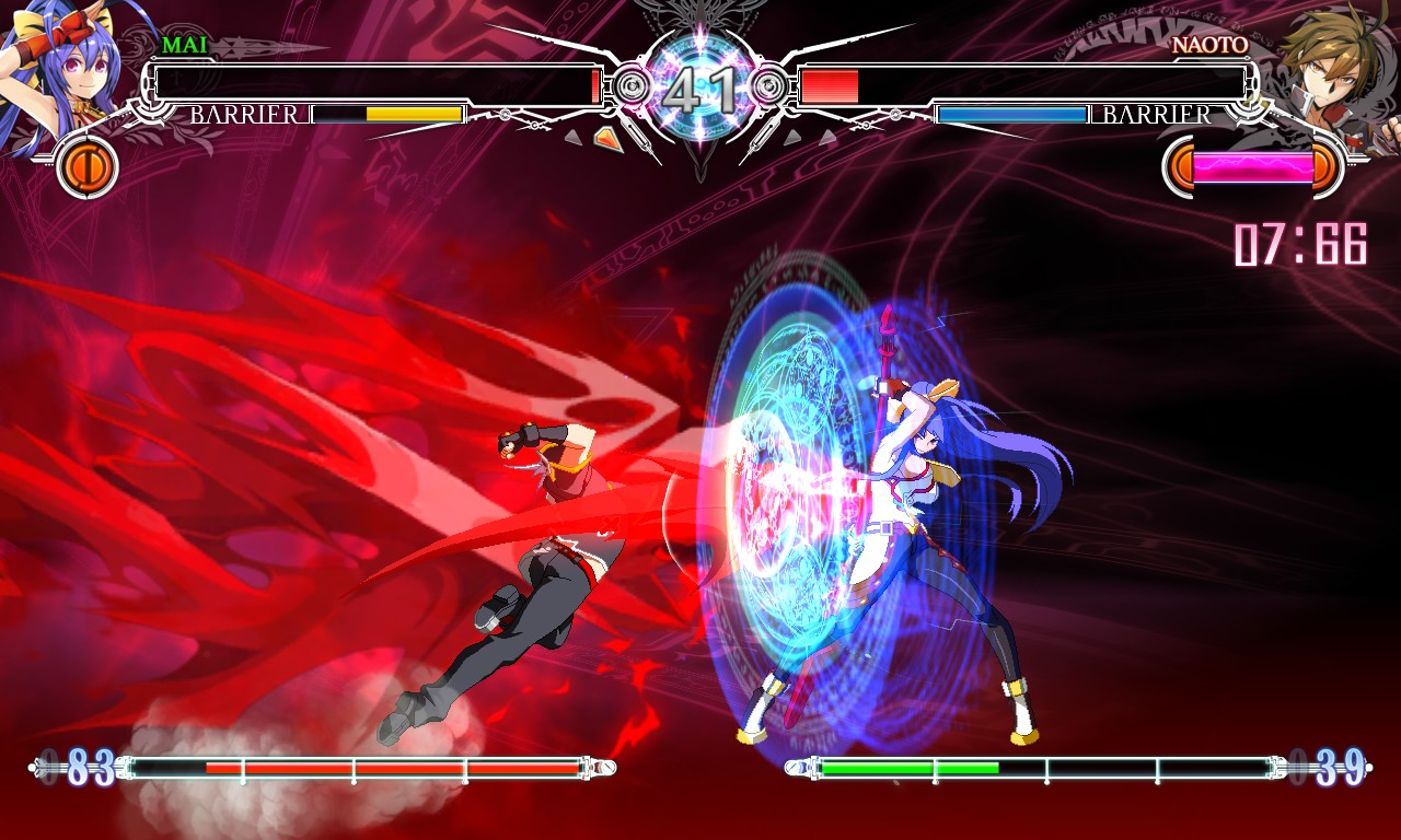 blazblue central fiction special edition differences