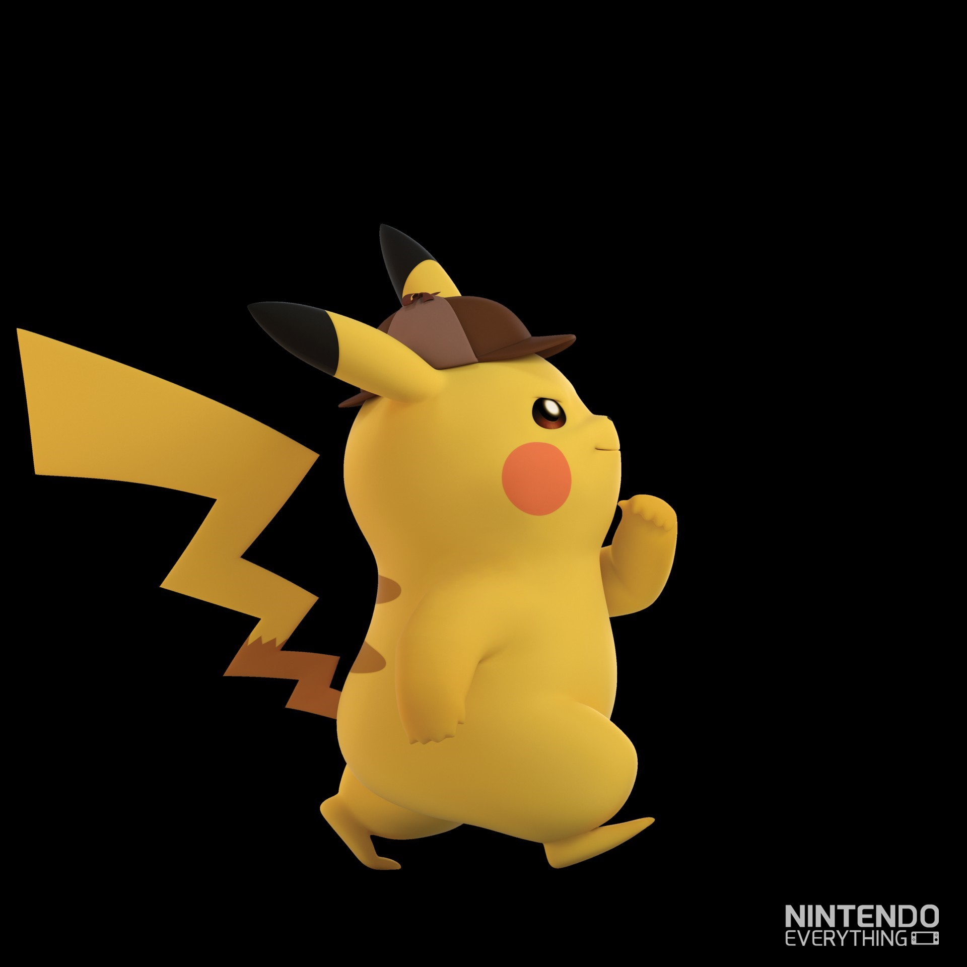 Lots Of Detective Pikachu Character Art Nintendo Everything