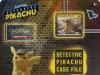 POKEMON Detective Pikachu TCG Case File (Closed)