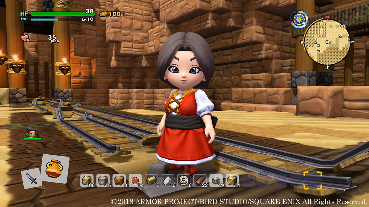 Dragon Quest Builders 2 Monster Recruitment Guide: Dragon Quest Builders 2 Details And Screenshots Cover
