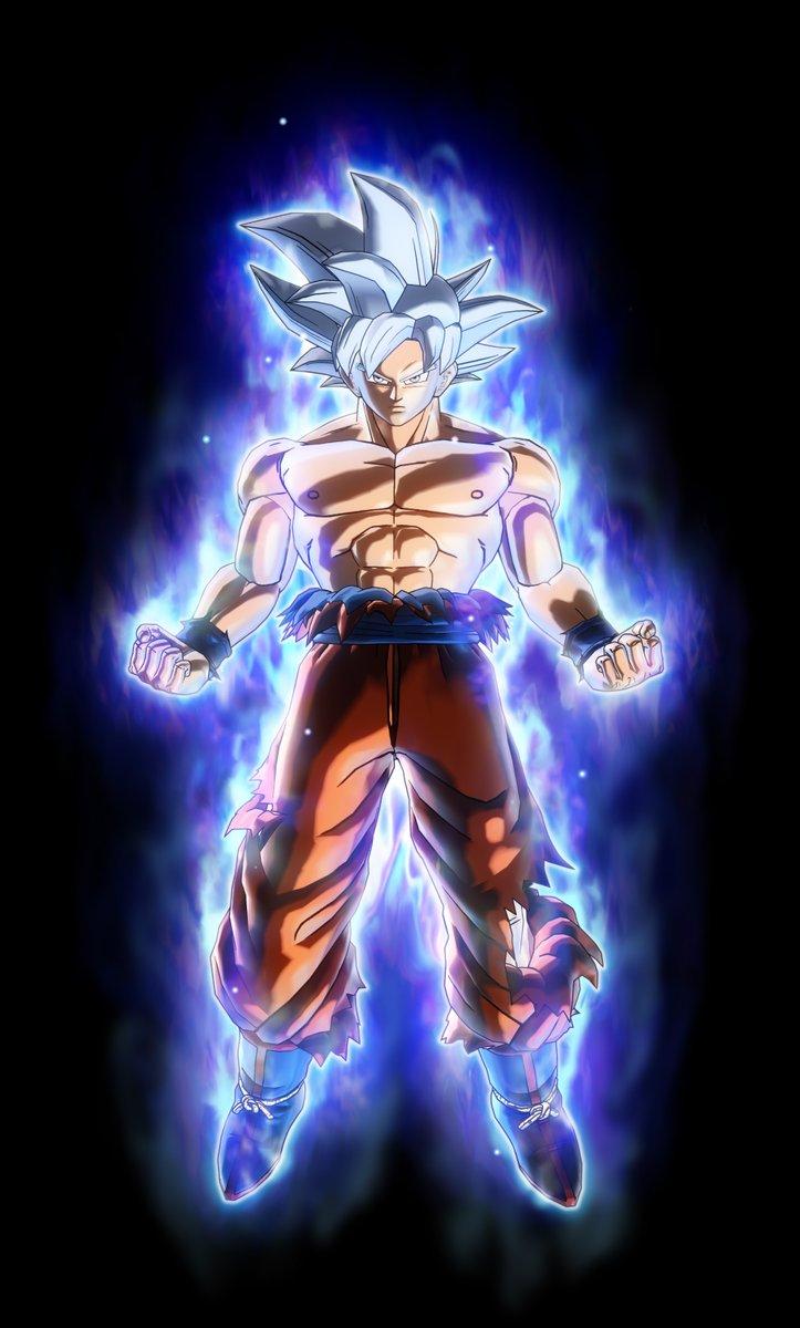 First screenshots of Goku Ultra Instinct in Dragon Ball ...