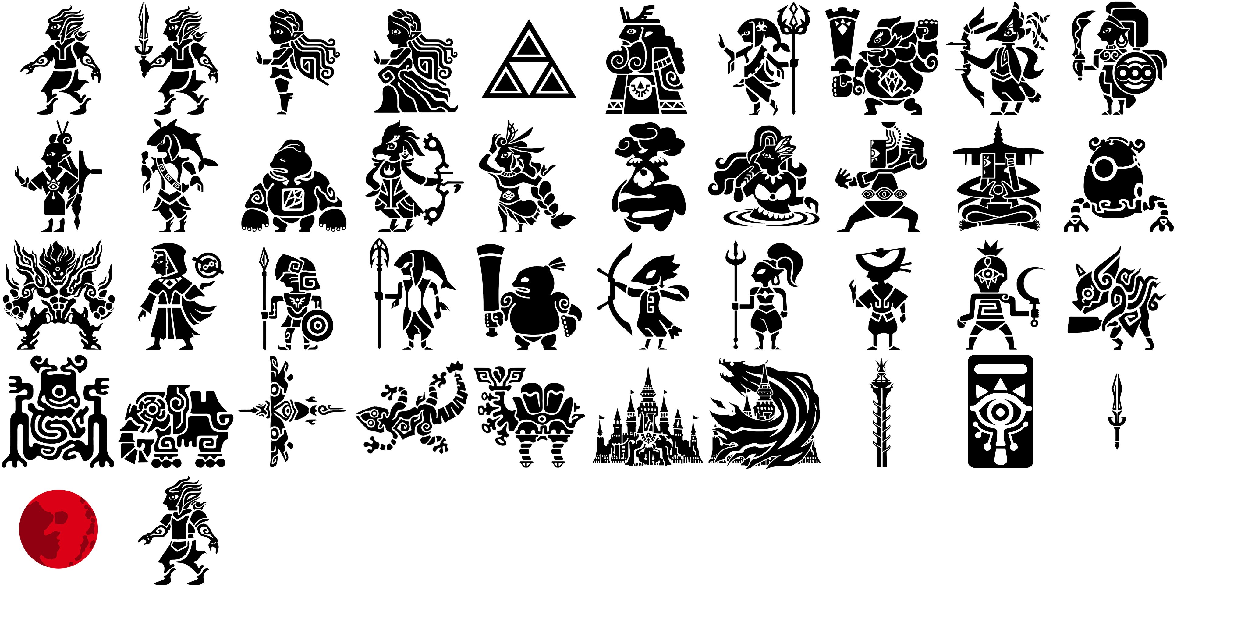 Hyrule Warriors Age Of Calamity Datamine Final Roster Music Various Images Nintendo Everything