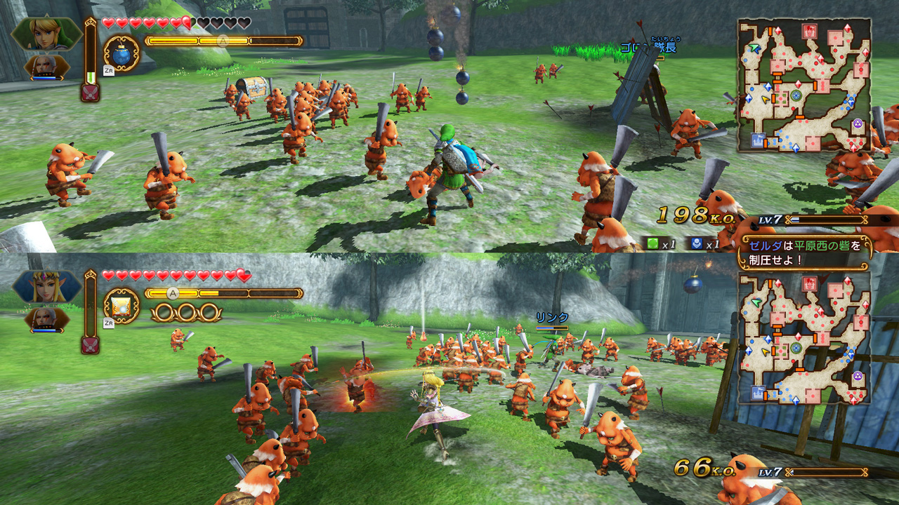 A Few More Hyrule Warriors Definitive Edition Screenshots Nintendo Everything