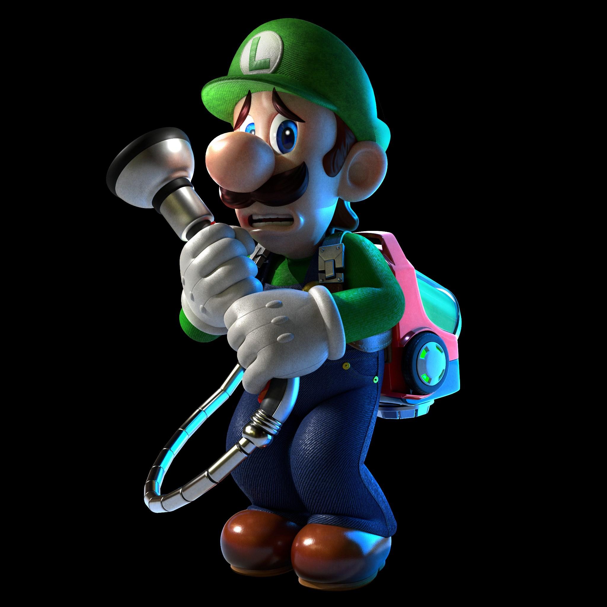 Luigi S Mansion 3 Boxart Screenshots Art Fact Sheet Nintendo