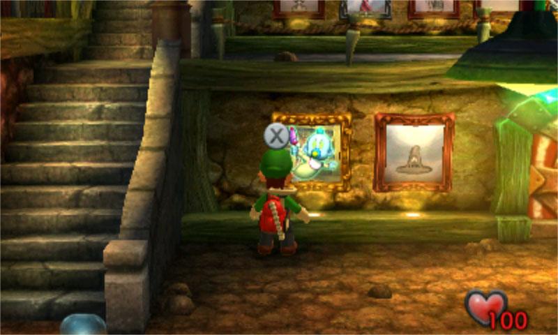 Luigi S Mansion 3ds : Luigi s mansion ds screenshots nintendo everything