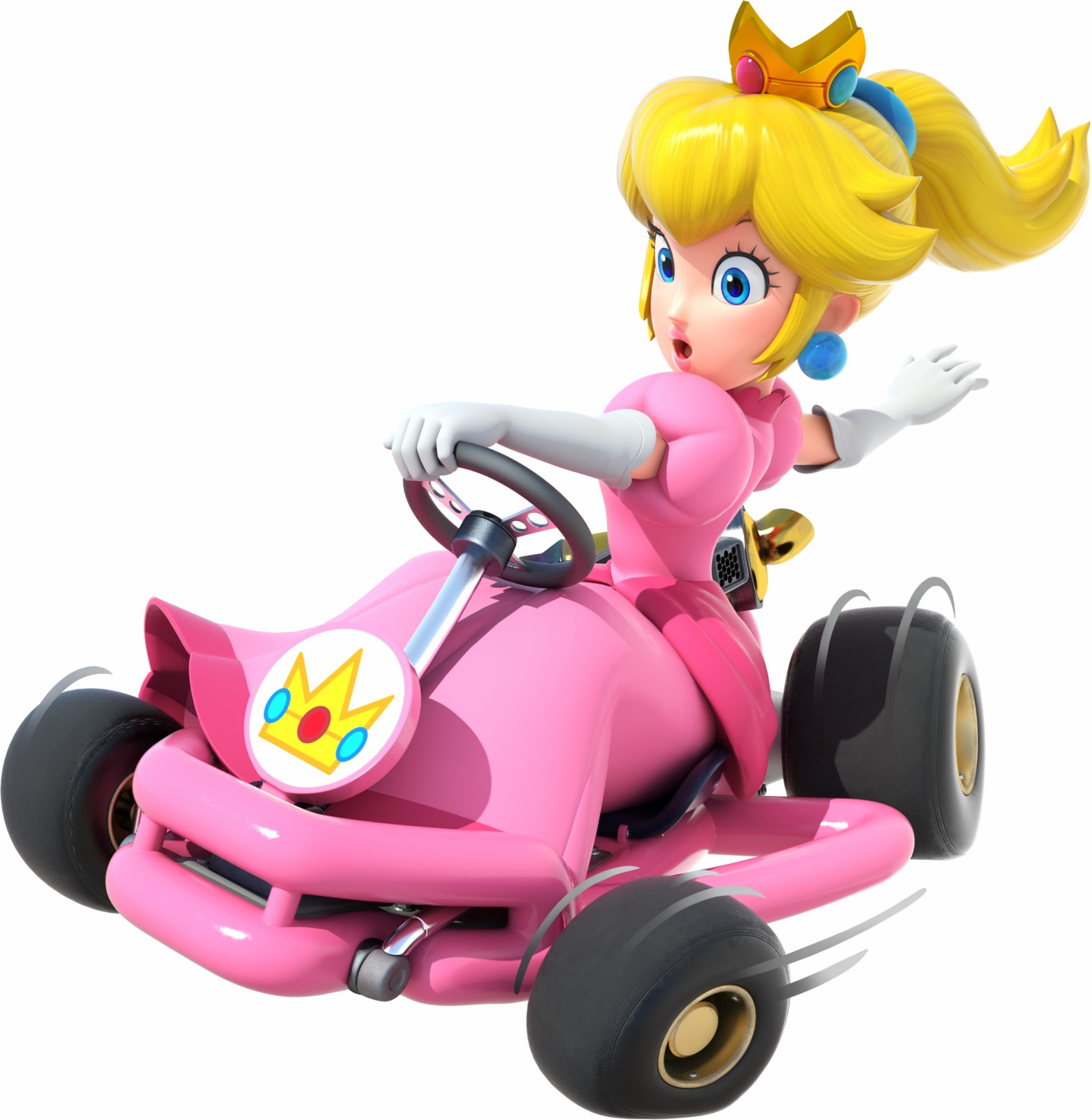 Mario Kart Tour Character Art Nintendo Everything
