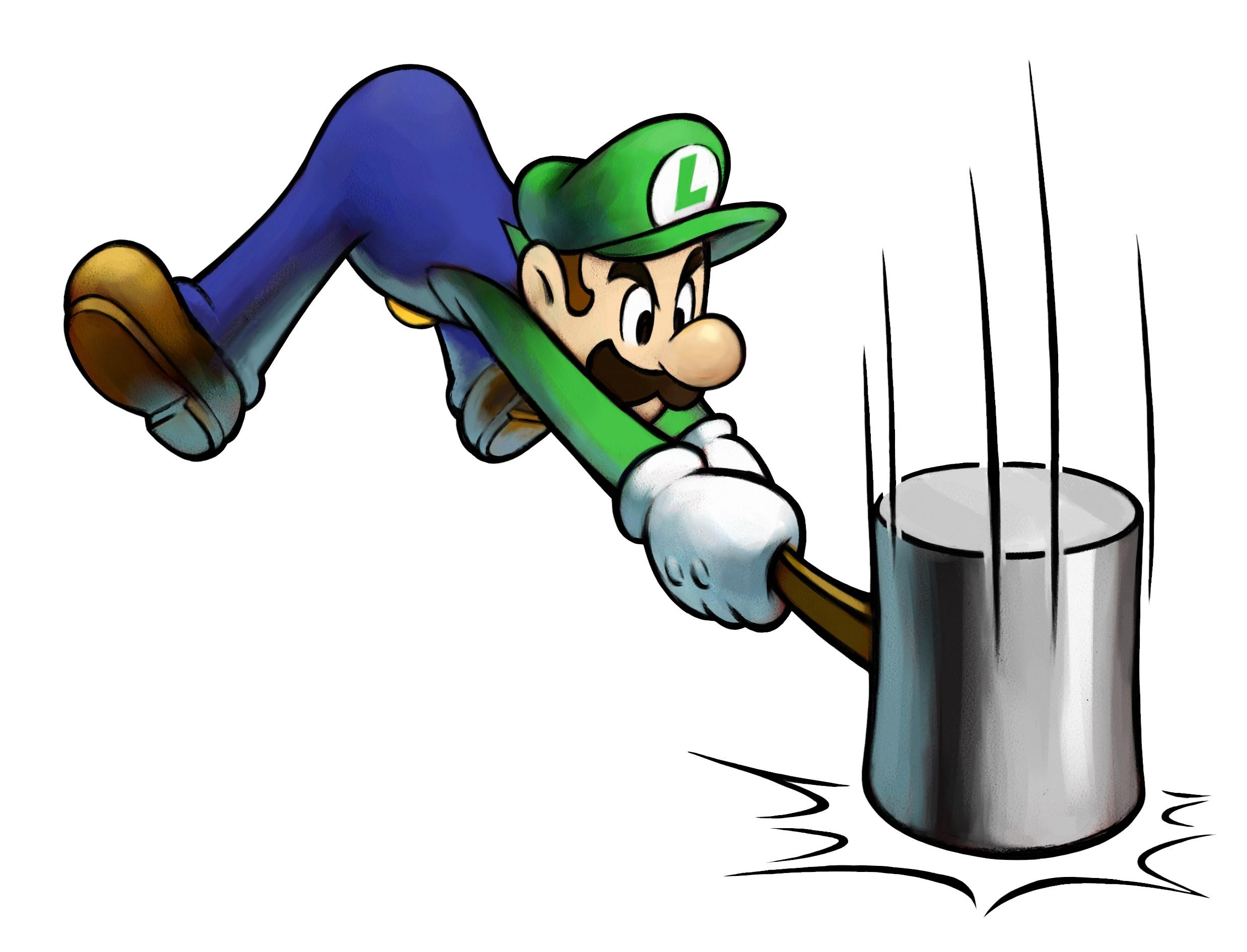 Mario Luigi Superstar Saga Bowser S Minions Archives