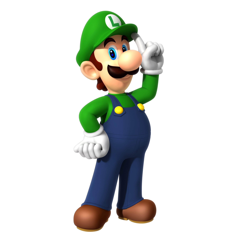 Mario party the top 100 screenshots art nintendo - Luigi mario party ...