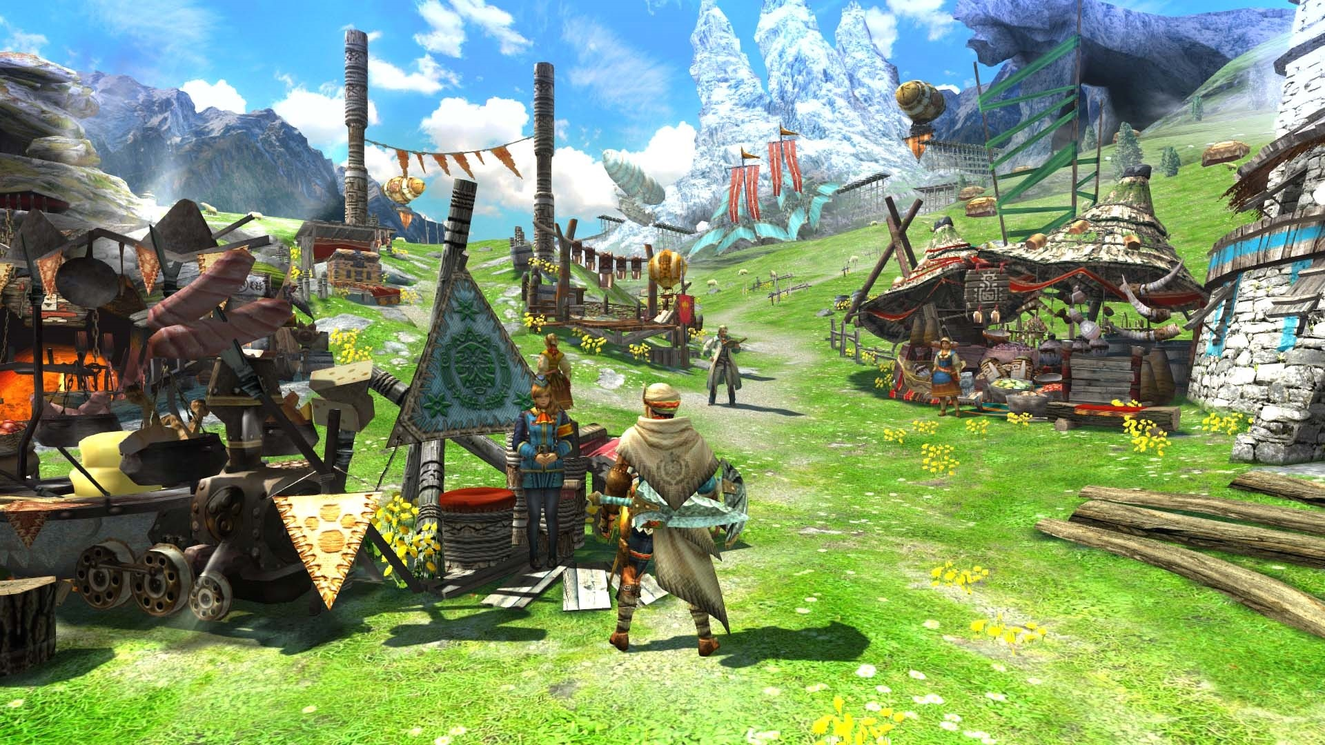 Monster Hunter XX Switch details - save transfers, controls
