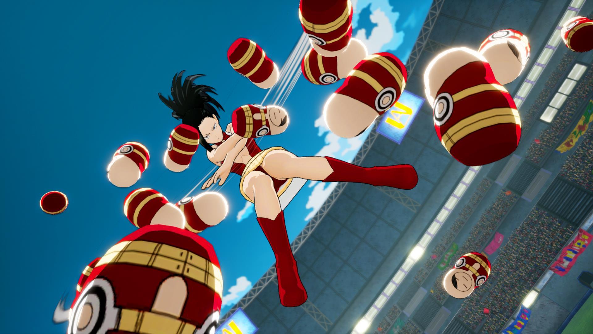 Boku No Hero Academia Tsu my hero academia: one's justice screenshots feature tsuyu