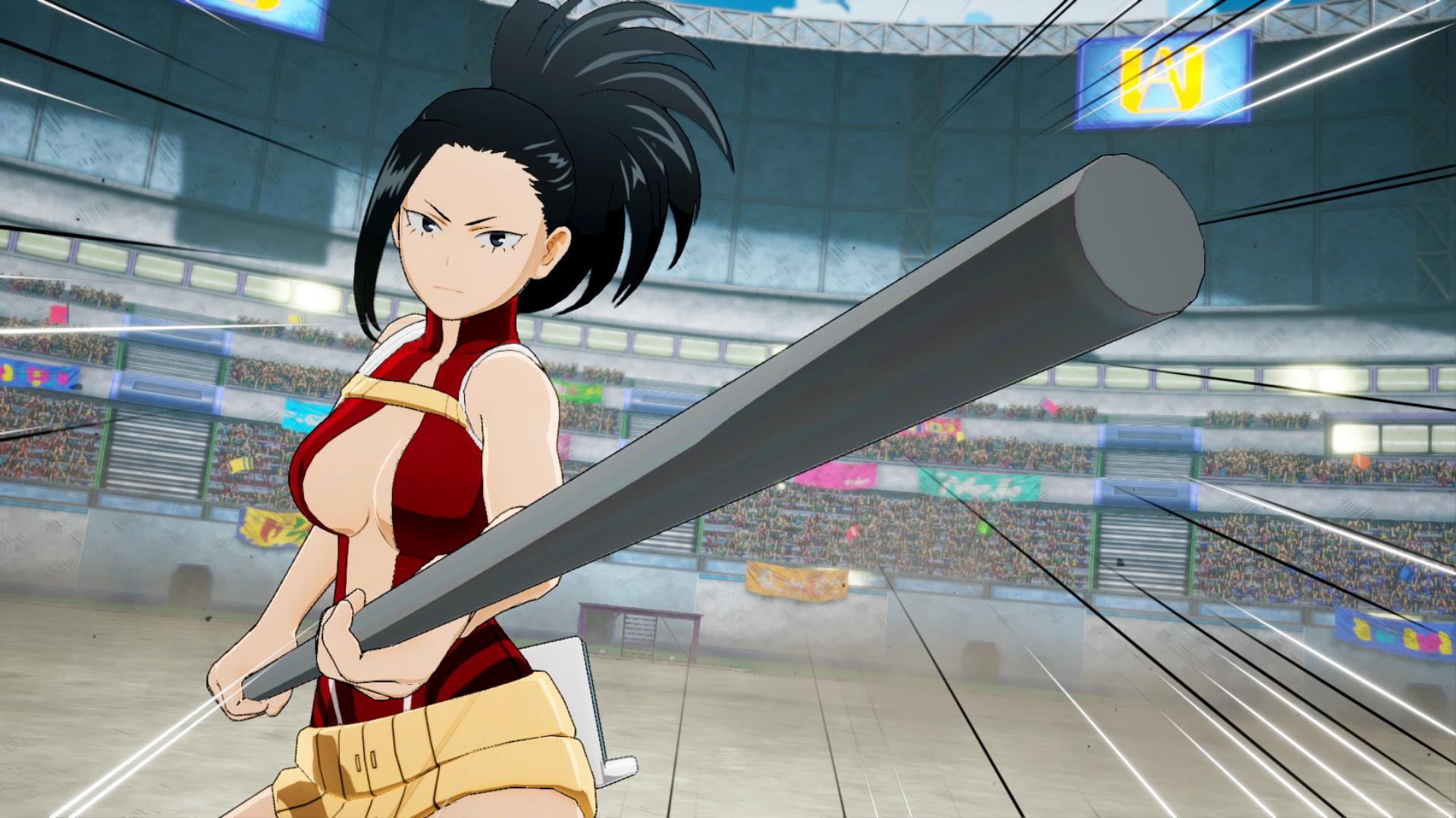 My Hero Academia One S Justice Screenshots Feature Tsuyu