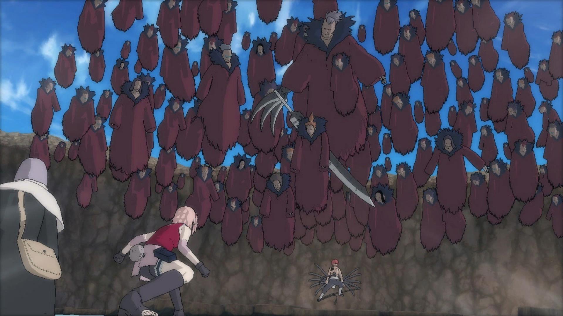 Naruto Shippuden: Ultimate Ninja Storm Trilogy will be