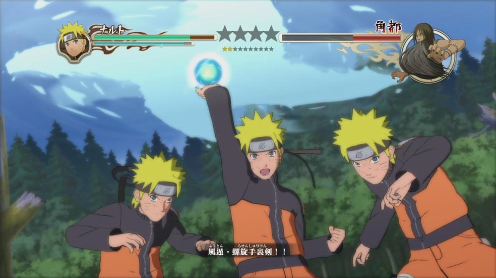 Naruto Shippuden: Ultimate Ninja Storm Trilogy screenshots