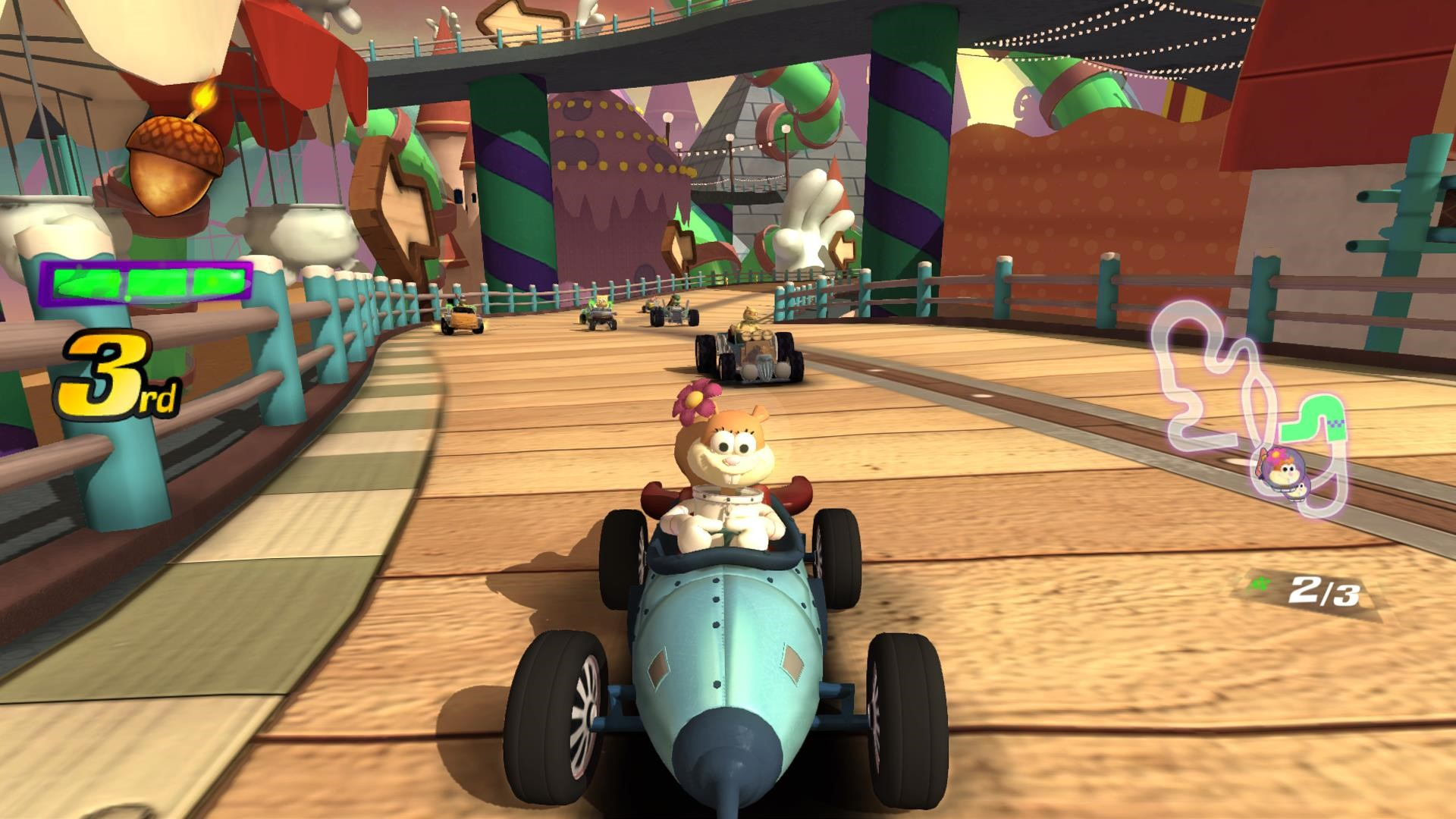 Nickelodeon Kart Racers officially announced - first details