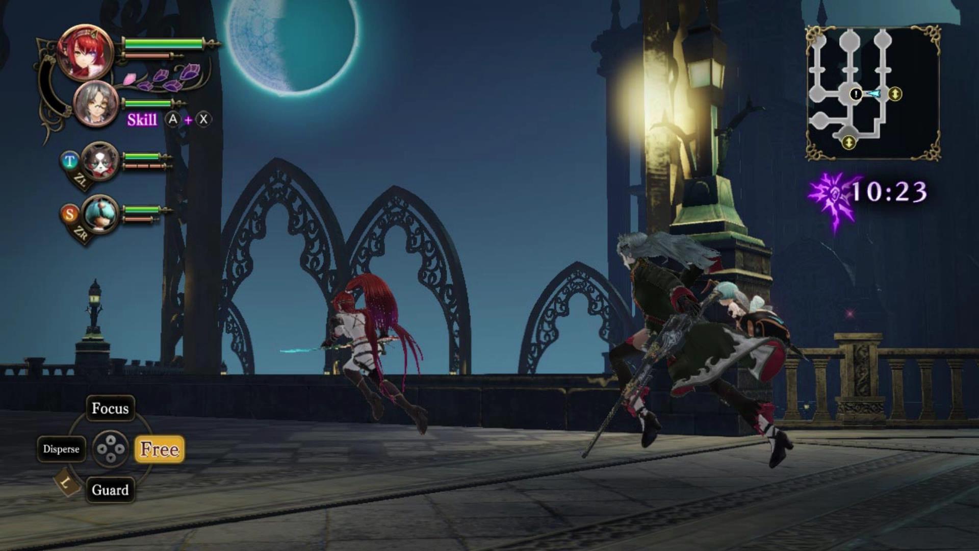 Nights of Azure 2 Archives - Nintendo Everything