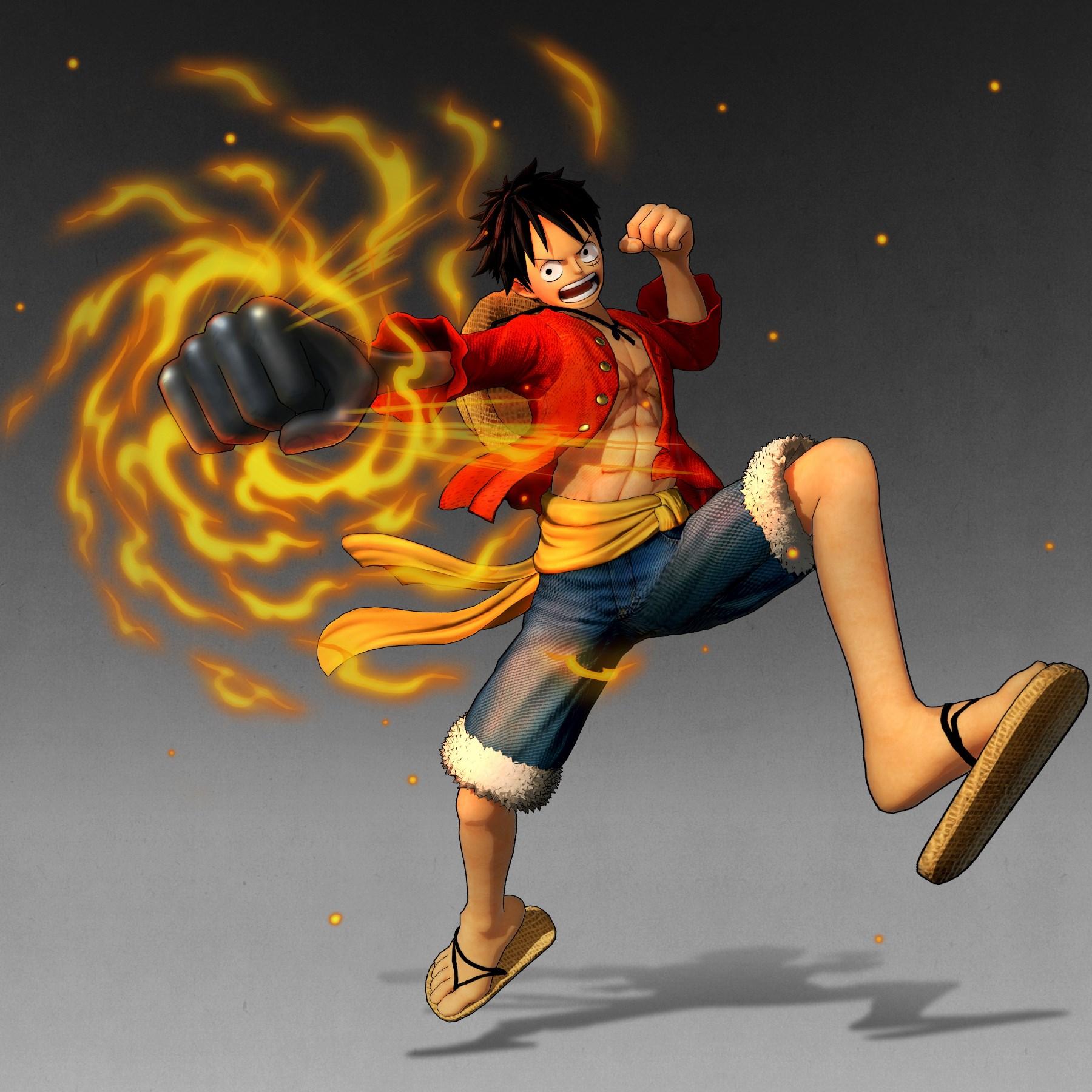 One Piece: Pirate Warriors 4 screenshots and art ...