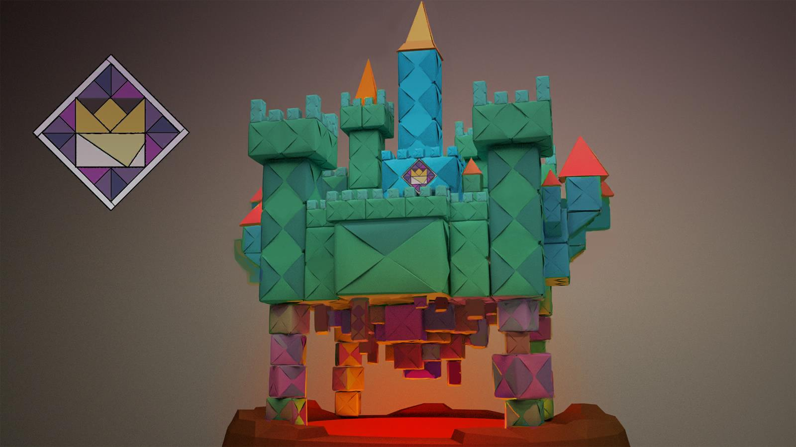 Paper Mario: The Origami King gets a bunch of beautiful ...