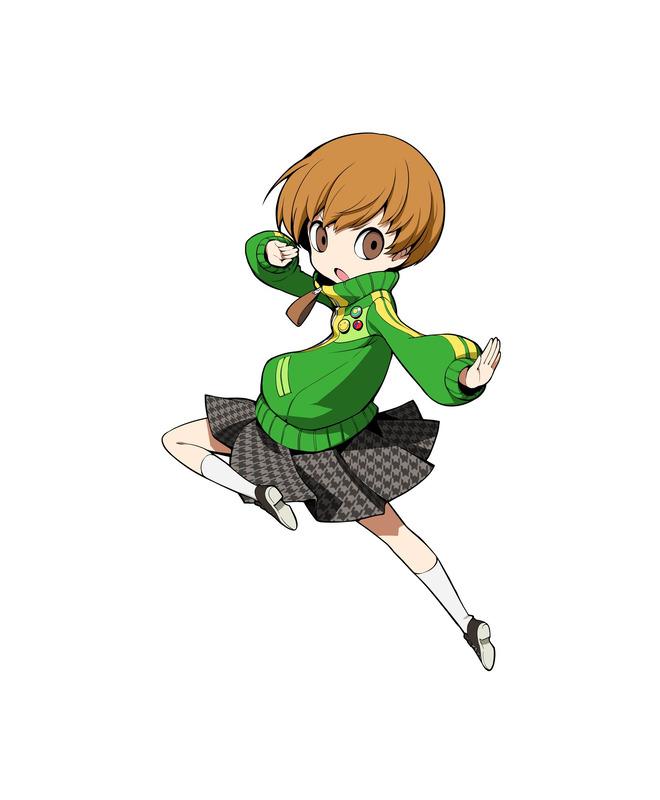 Lots of Persona Q2 screenshots and art - Nintendo Everything