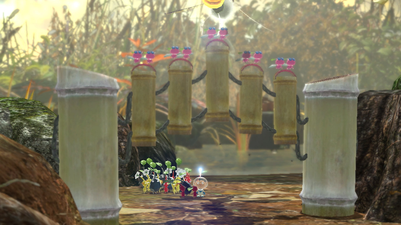 Pikmin 3 Deluxe Pre Load Live File Size Screenshots Nintendo