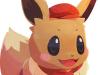 PokemonCafeMix_Pokemon_Eevee_Staff