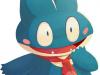 PokemonCafeMix_Pokemon_Munchlax_Staff