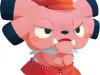 PokemonCafeMix_Pokemon_Snubbull_Staff