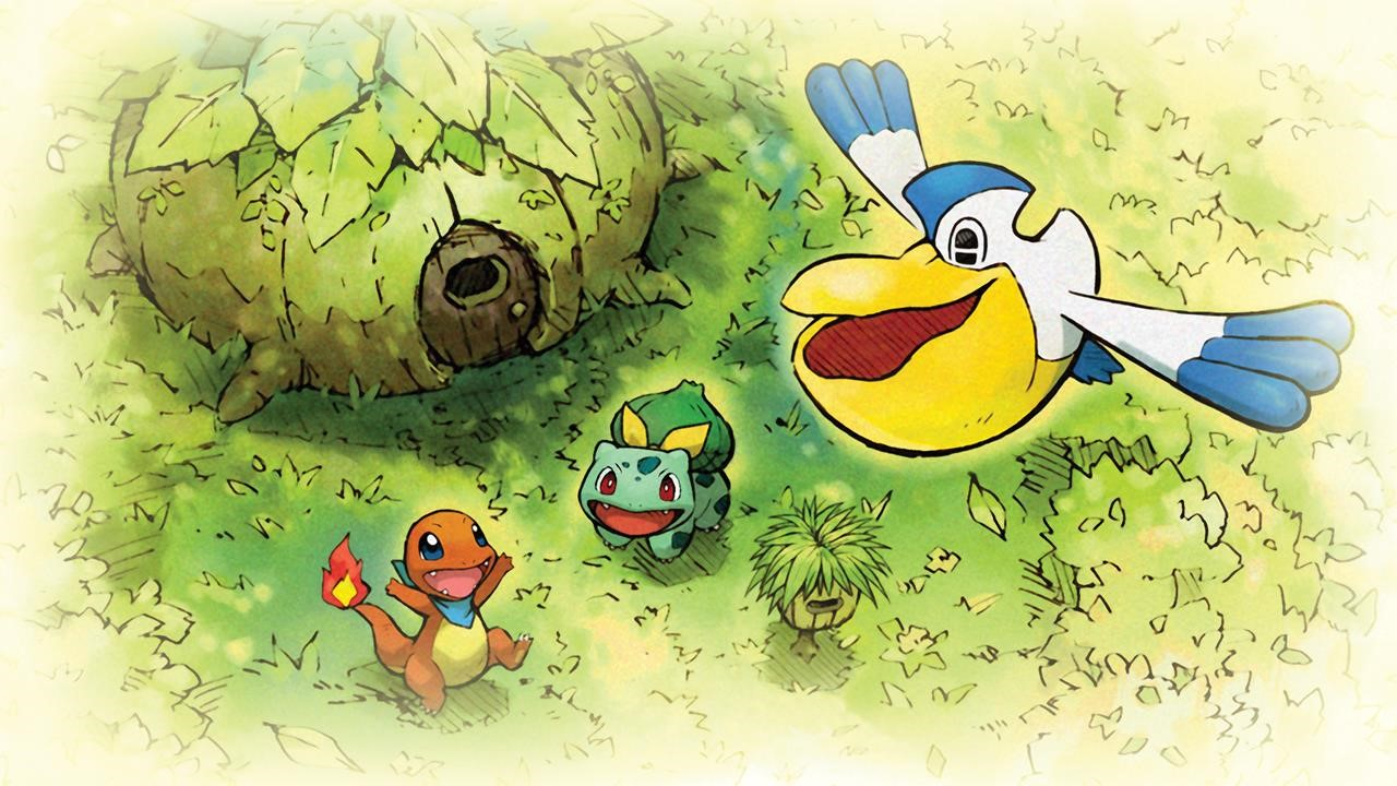 pokemon mystery dungeon  rescue team dx official