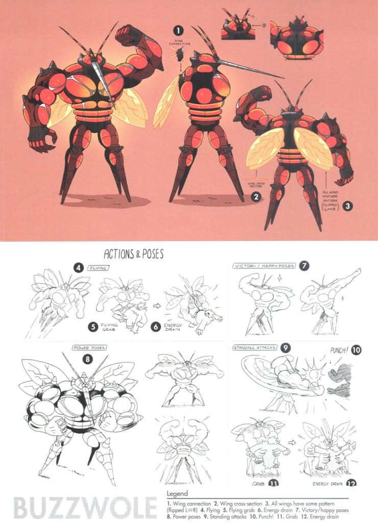 Pokemon Sun Moon Ultra Beasts Concept Art Nintendo
