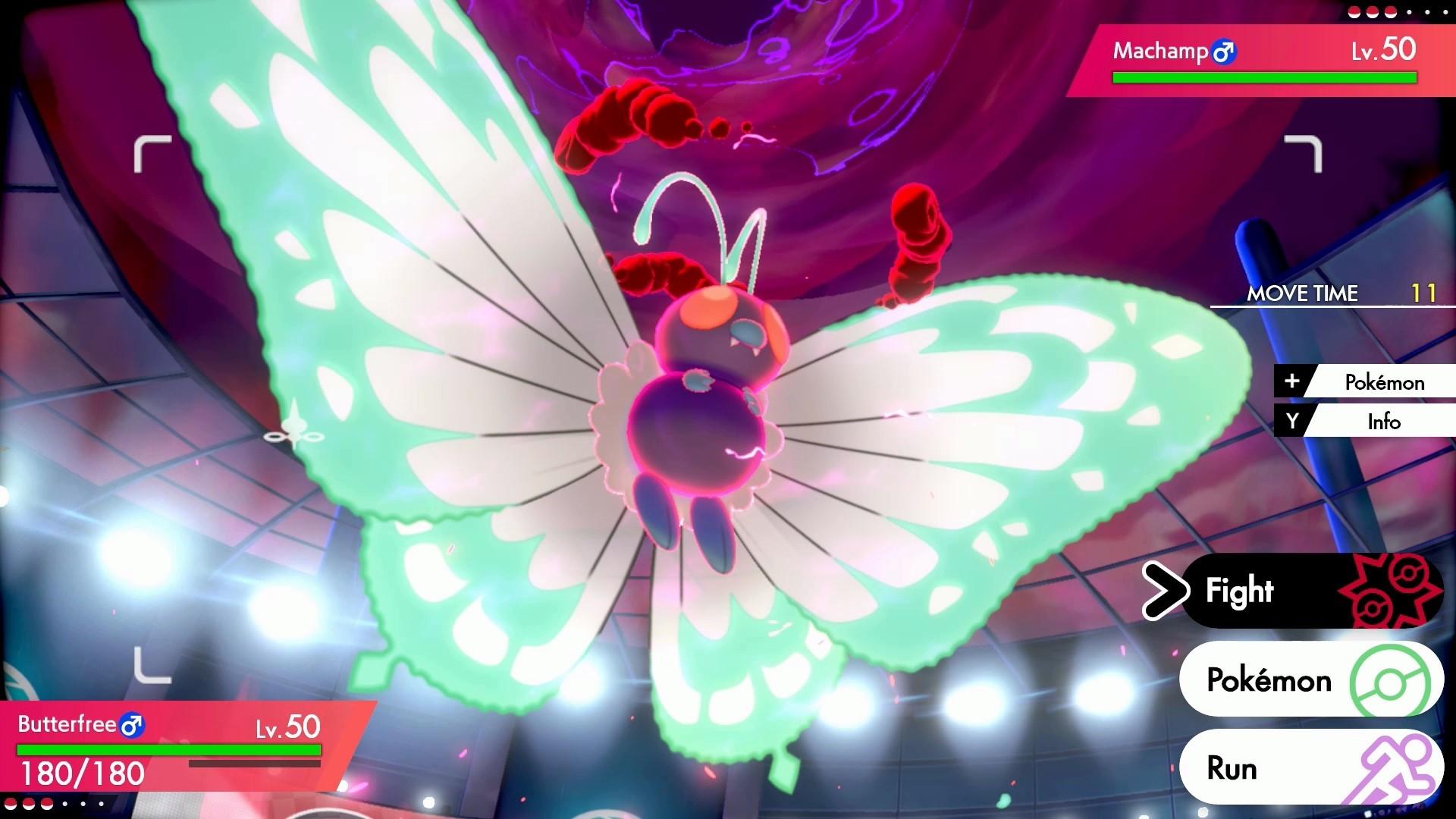 Pokemon Sword/Shield details, screenshots, art ...