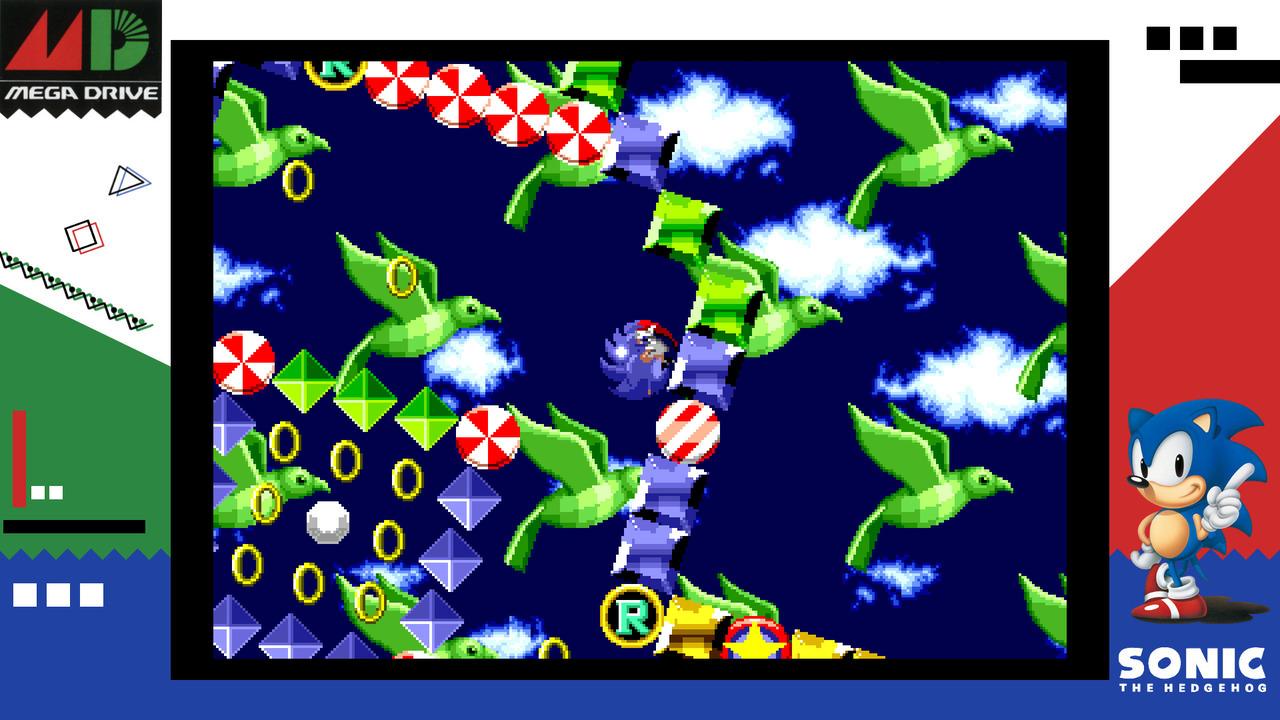 Sega Ages Screenshots Japanese Site Open Nintendo