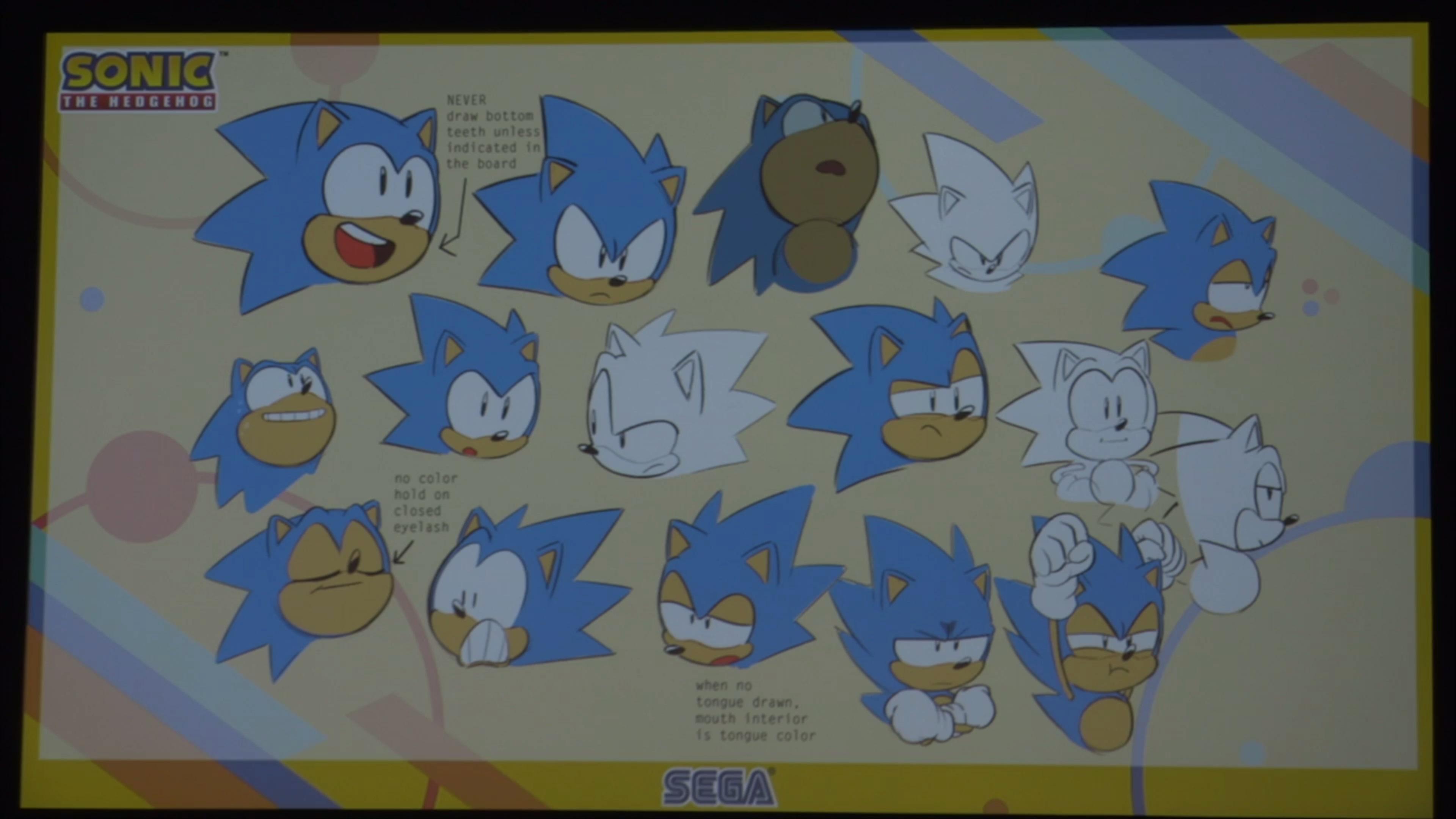 Sega Producing Sonic Mania Adventures Animations