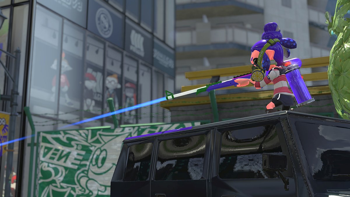 More Splatoon 2 Weapon News Splatterscope Returns