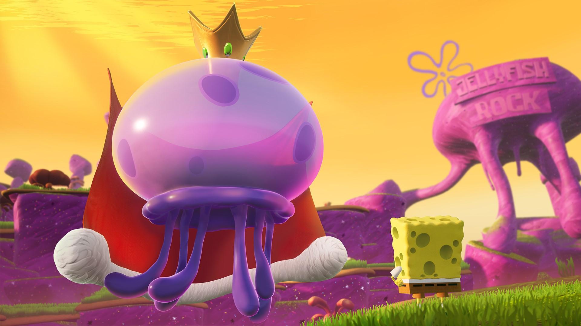 Spongebob Squarepants Battle For Bikini Bottom Rehydrated First Screenshots New Details Nintendo Everything