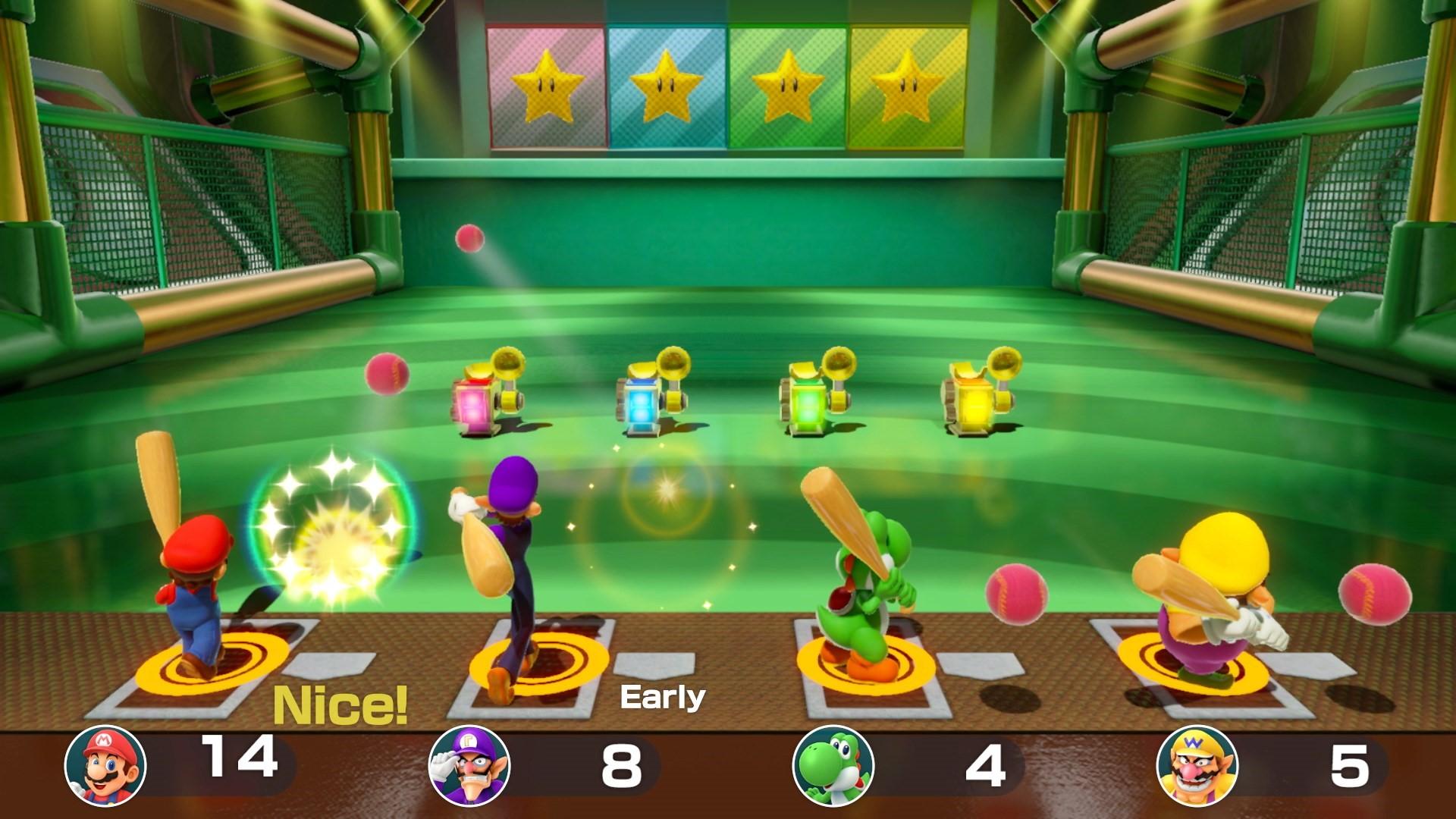 Super Mario Party Screenshots Nintendo Everything