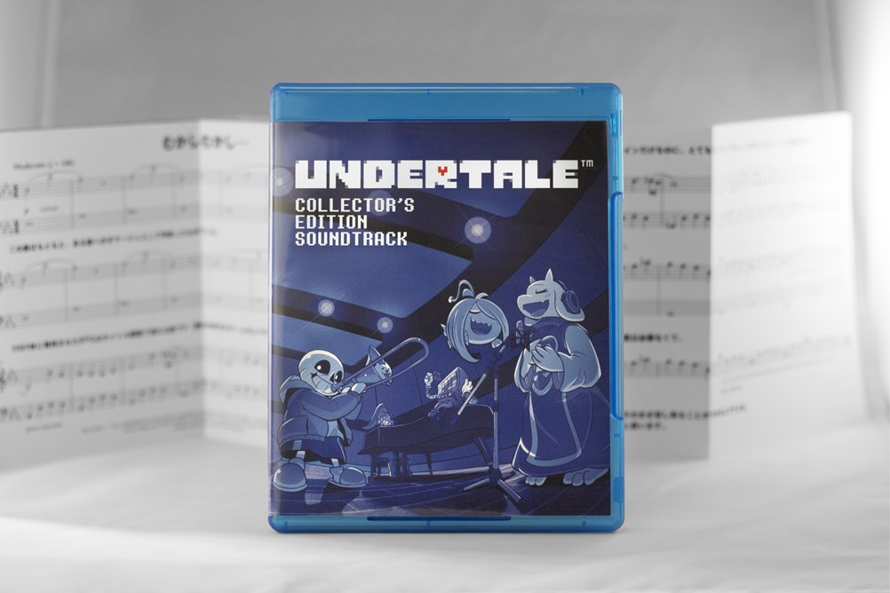Undertale Switch officially announced for September 15 in Japan