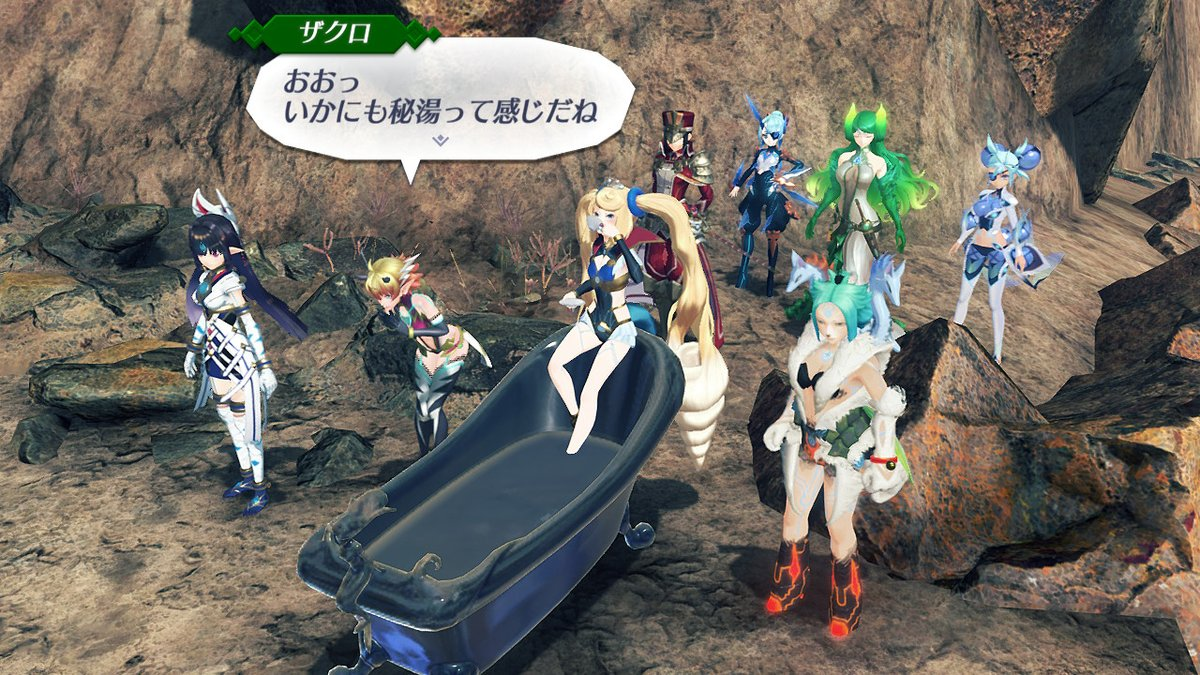 Xenoblade Chronicles 2 version 1 5 1 and latest DLC out this week