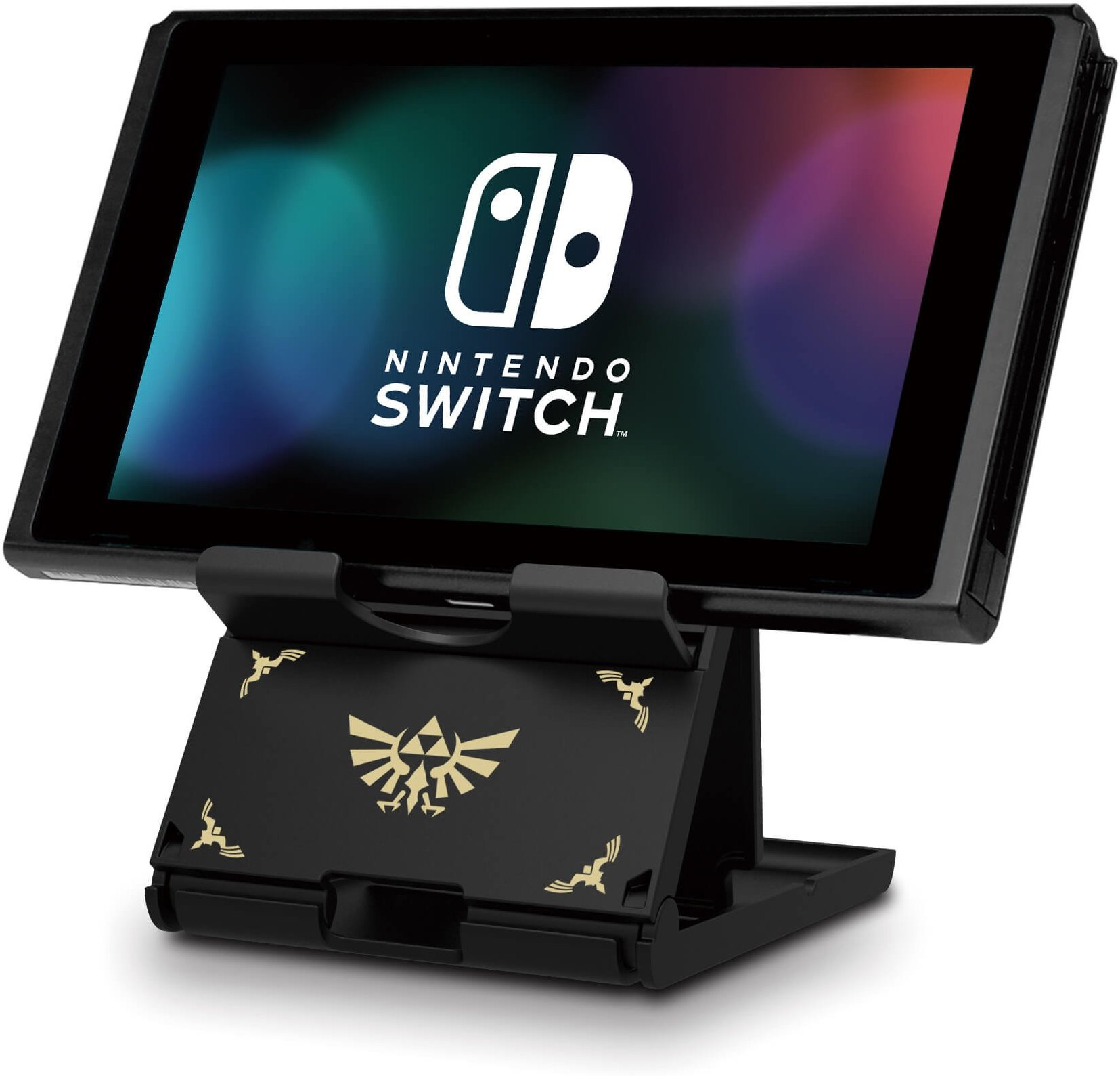 New Zelda and Mario Switch stands listed for release next