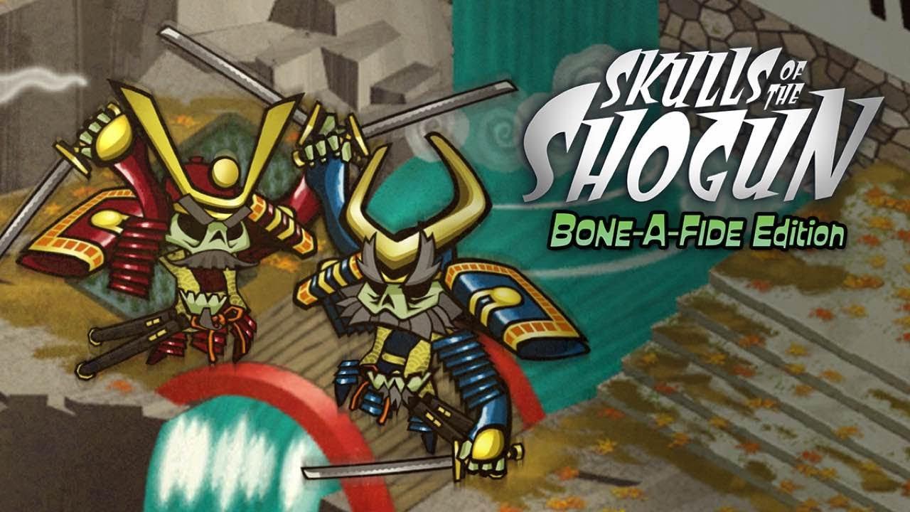 Skulls of the Shogun: Bone-A-Fide Edition footage