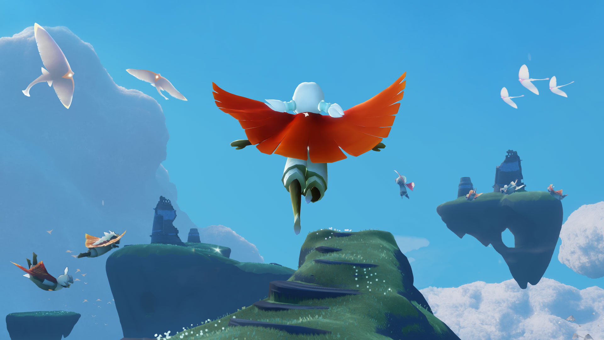 Journey dev's latest game Sky: Children of the Light seemingly coming to Switch with cross-play support