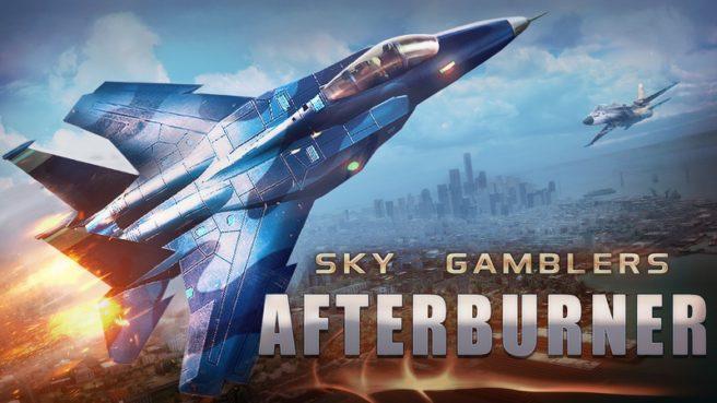 Sky Gamblers: Afterburner