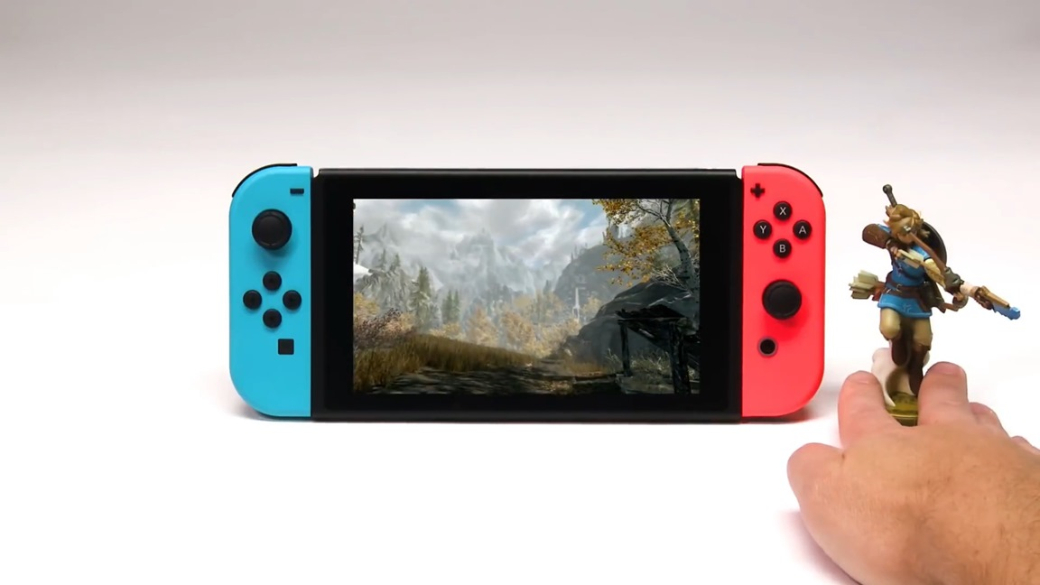 Bethesda hopes to continue Switch support