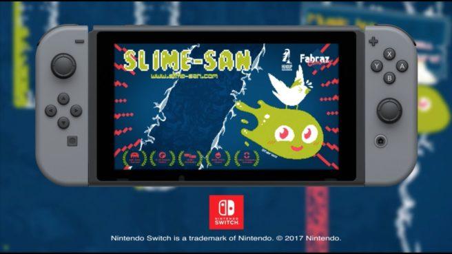 Nintendo Download (8/3/17, North America) - Slime-san, Retro City