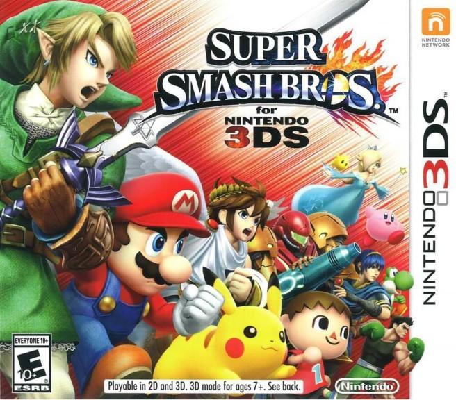 Amazon: Smash Bros  3DS for $30, Persona Q - The Wild Cards Premium