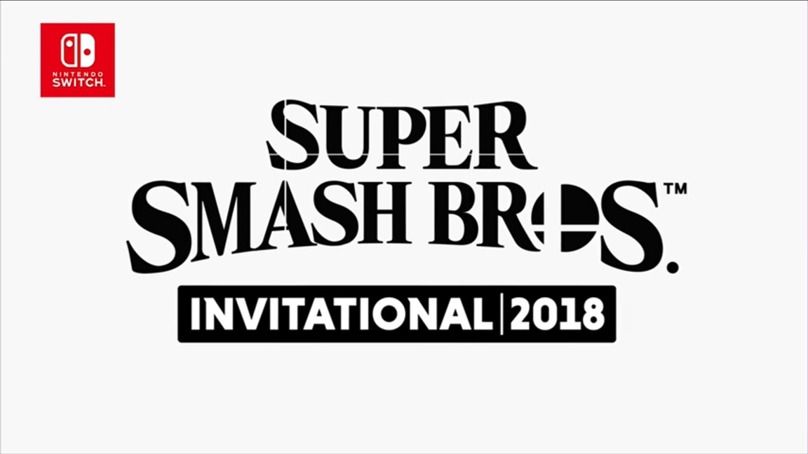 Super Smash Bros. Invitational 2018 participants announced