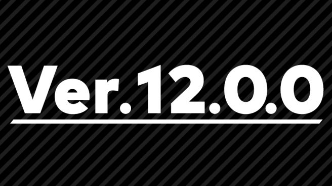 Super Smash Bros. Ultimate version 12.0.0