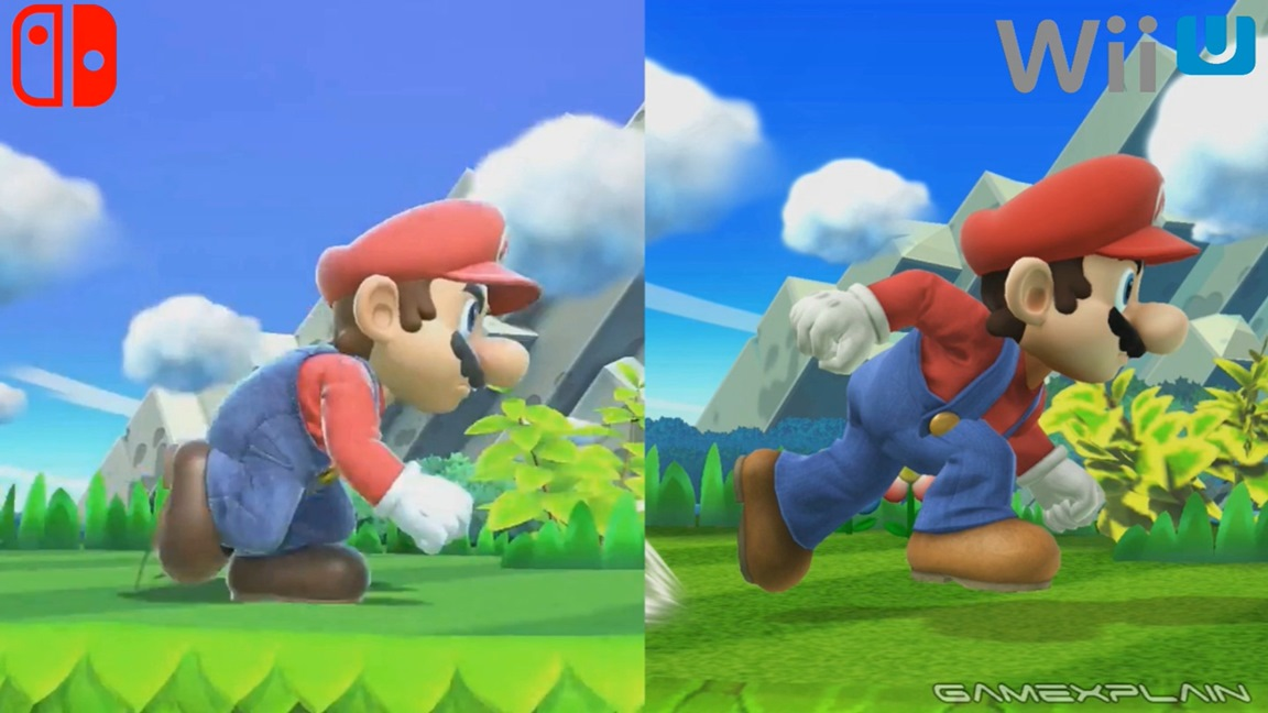super mario smash bros wii characters
